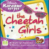 Cheetah Girls karaoke