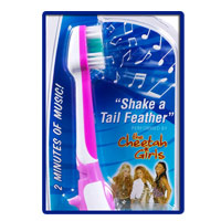 Cheetah Girls toothbrush